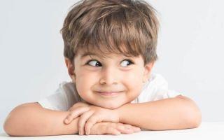 Несложная глазная гимнастика при близорукости для детей: самый эффективный комплекс
