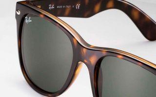Как выбрать очки Вайфареры, кому они идут, описание и фото