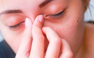 Как убрать отек глаз после татуажа век и сохранить зрение?
