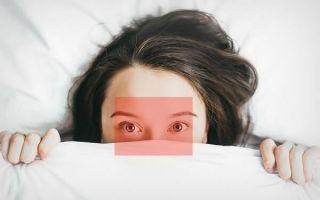 Почему болят глаза во время простуды и что делать?