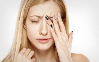 Ощущение давления на глаза: почему давит и что делать?