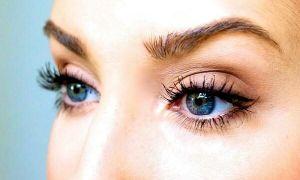Сколько ресниц у человека в норме на верхнем и нижнем веке одного глаза?