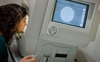 Что такое компьютерная периметрия глаза — преимущества процедуры