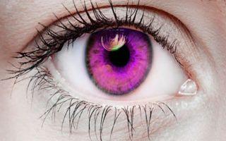 Какой цвет глаз самый редкий в мире?