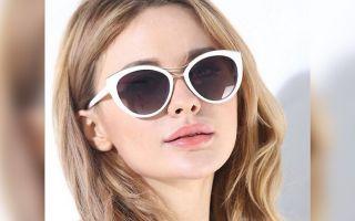 Как выбрать очки с белой оправой — рейтинг лучших моделей