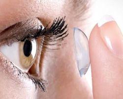 Контактные линзы при близорукости — как выбирать и использовать