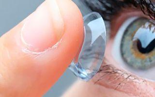 Можно ли надевать контактные оптические средства после лазерной коррекции зрения