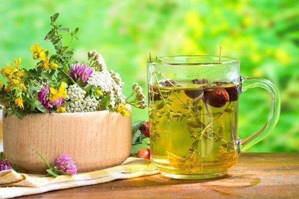 Чай из трав при близорукости