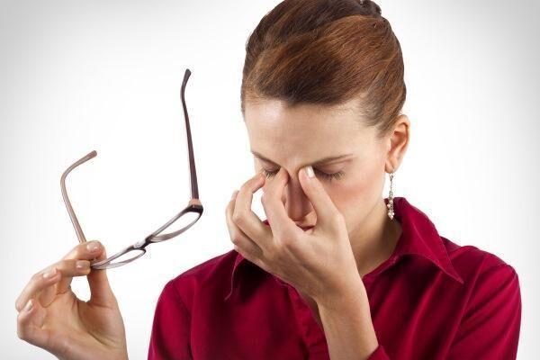 Симптомы миопии слабой