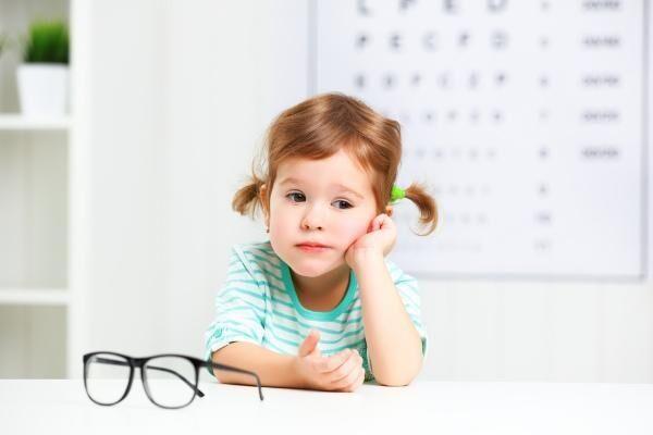 Миопия второй степени у детей