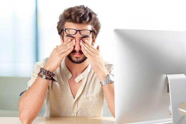 Причины падения зрения