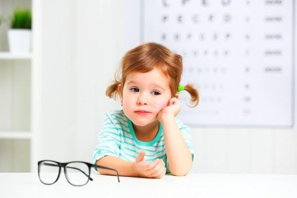Причины детской гиперметропии