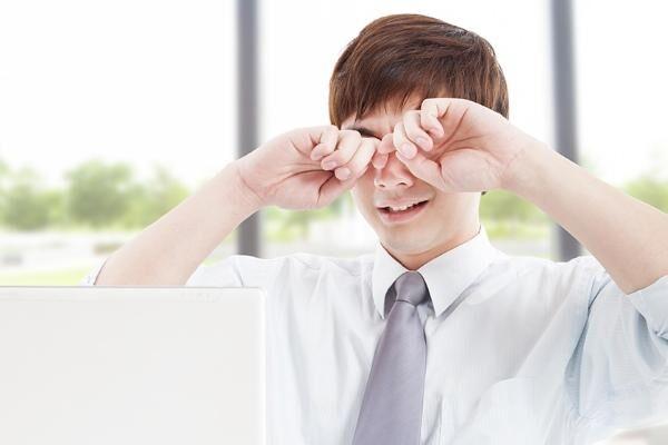 Утомляемость глаз