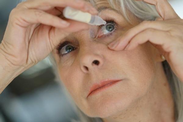 Капли от катаракты