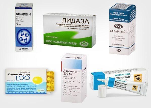 Лекарство от лейкомы