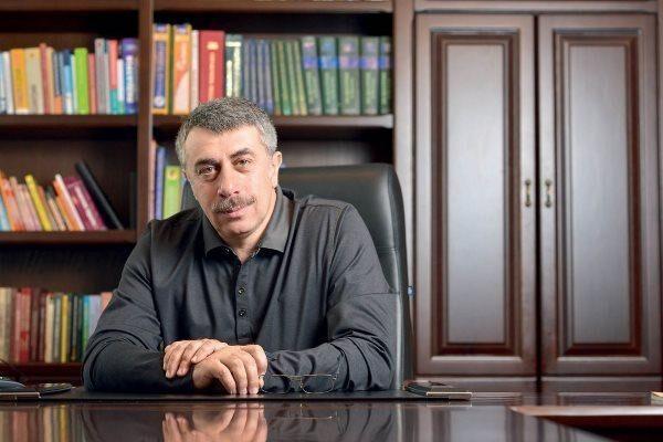 Советы Комаровского