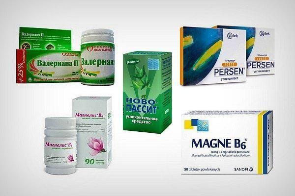 Препараты для лечения нервного тика
