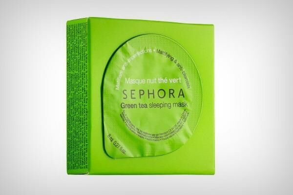Green Tea Eye Mask от Sephora