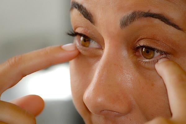 Глазные инфекции