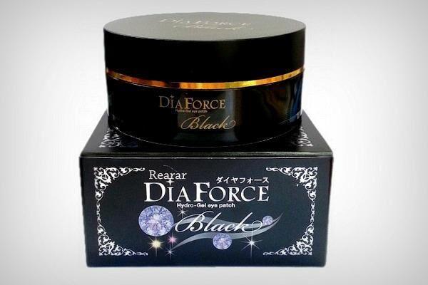 Rearar Dia Force Black