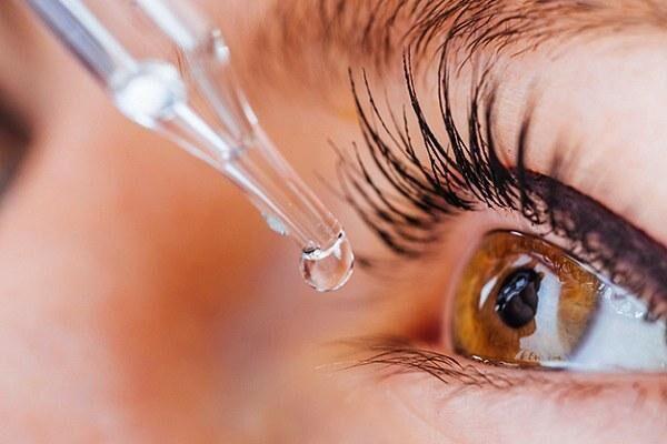 Препараты от сухости глаз