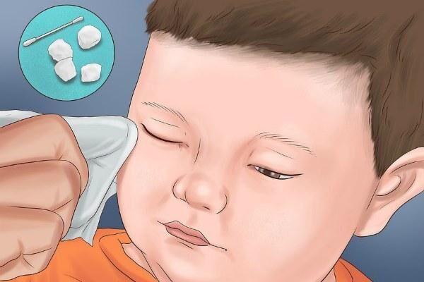 Гигиена глаз детей