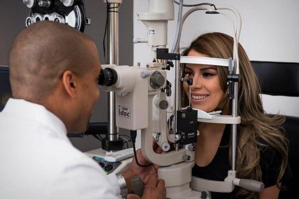 Диагностика глаз на наличие катаракты