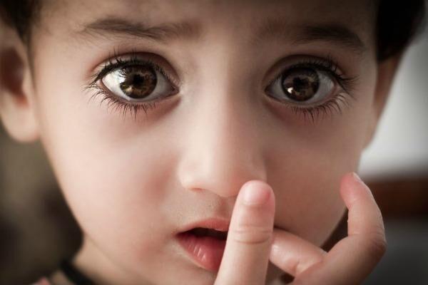 Болезни глаз у детей