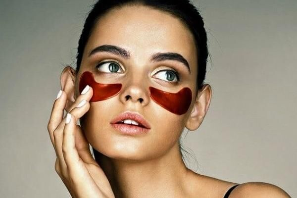 Красные мешки под глазами