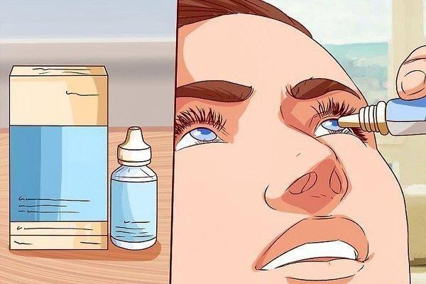 Как закапывать капли