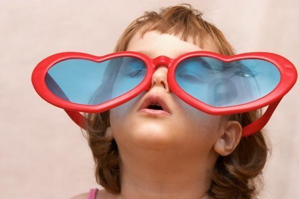 Дальтонизм у ребенка
