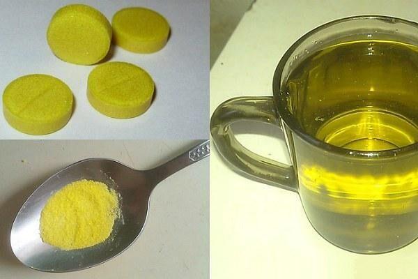 Как готовить раствор фурацилина из таблеток
