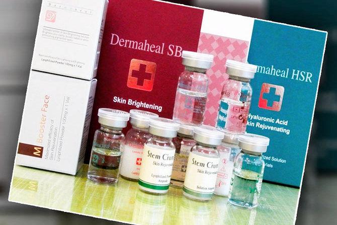 Линейка препаратов Дермахил