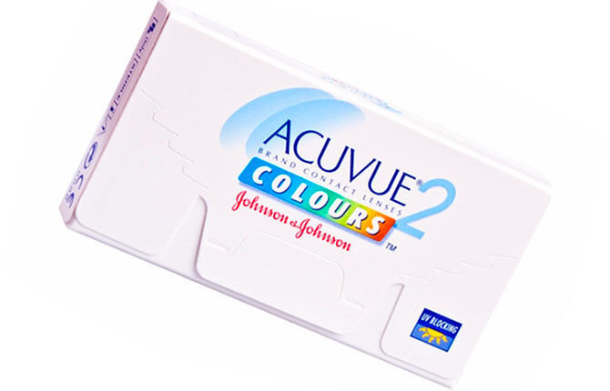 Линзы Acuvue 2 Colours Enhancers
