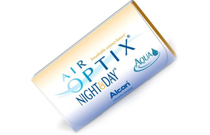 Линзы Air Optix Night & Day Aqua